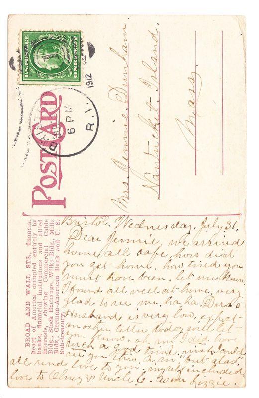 July 31, 1912 B