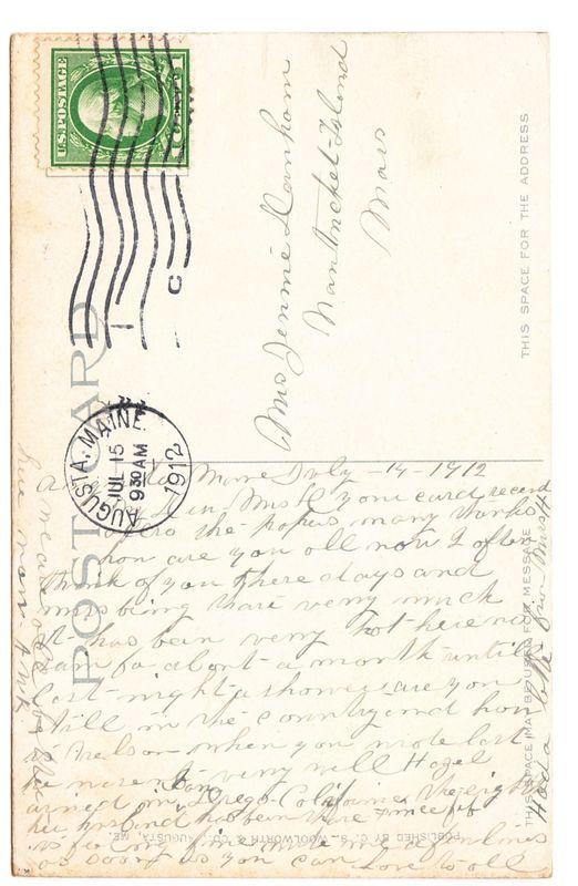 July 15, 1912 B
