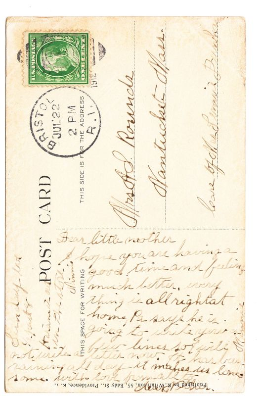 July 22, 1912 B